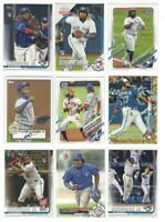 x24 Different VLADIMIR GUERRERO Jr. Premium card lot/set Topps Bowman Rookie RC+