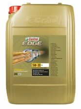 Castrol Edge 5W30 LL Fully Synthetic Long Life Oil VW 504 / 507 20 Litres 20L