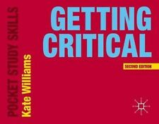 Getting Critical by Kate Williams (Paperback, 2014)