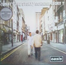 Oasis What's The Story Morning Glory 25th Anniversary Coloured Vinyl New/Sealed