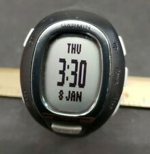 Unisex Garmin FR60 W Fitness Watch Heart-Rate Monitor Capabilities New Battery