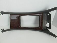 2000-2004 Toyota Avalon woodgrain center console shifter bezel trim OEM