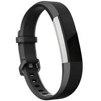 Fitbit Alta / HR Armband Ersatz Silikon Band Uhrenarmband Fitness  + 6x Folie