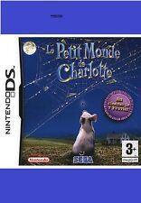 LE PETIT MONDE DE CHARLOTTE                  ----   pour GAME BOY ADVANCE