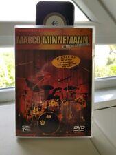Marco Minnemann ´Extreme Drumming´ 2 DVD´s Schlagzeug Drum DVD