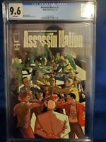 Assassin Nation #1 CGC 9.6 Image Comics