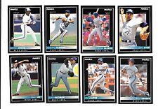 1992 PINNACLE MLB BASEBALL TORONTO BLUE JAYS TEAM SET (22) ALOMAR,OLERUD,CARTER