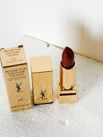 YSL Rouge Pur Couture The Mats #222 Black Red Code Yves Saint Laurent