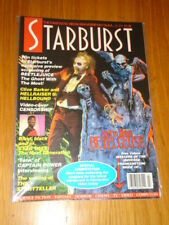 STARBURST #119 BRITISH SCI-FI MONTHLY MAGAZINE JULY 1988 BEETLEJUICE
