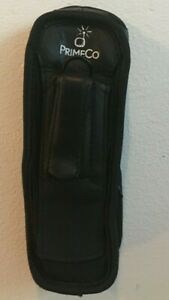 VINTAGE CELL PHONE PRIMECO LEATHER COVER ZIPPER-CLIP