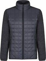 Regatta Men's Chilton Quilted Soft Shell Golf Hybrid Fleece Jacket. RRP £60