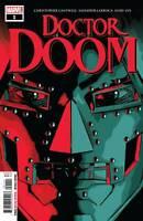 Doctor Doom #1 Christopher Cantwell Marvel Comic 1st Print 2019 unread NM