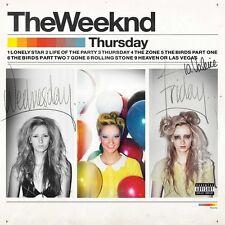 The Weeknd - Thursday [New Vinyl] Explicit