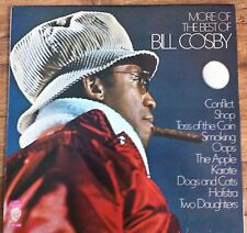 BILL COSBY: More Of The Best Of Bill Cosby LP [1970] ***VERY GOOD CONDITION***