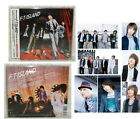 F.T Island FTIsland Flower Rock Taiwan Ltd CD+Card (Ver.C)