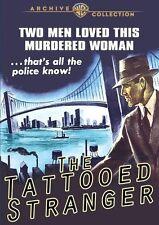 The Tattooed Stranger DVD John Miles Patricia White