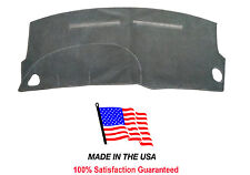 1996-1999 Ford Taurus Gray Carpet Dash Cover Mat Pad FO38-0 Made in the USA