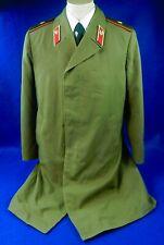 Soviet Russian Russia USSR Vintage General Overcoat Raincoat Trench Uniform Coat