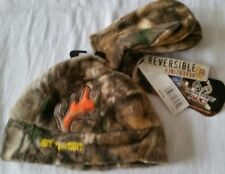 1362b2666bb Infant Toddler NWT Realtree Camo Hat And Mitten Set HOT SHOT 2T-4T
