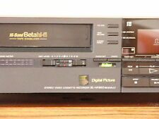 SONY SL-HF95D HIFI Stereo VCR Betamax NTSC