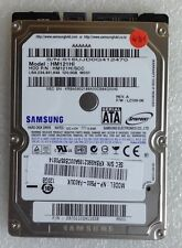 Hard Disk Drive HDD spares parts FAULTY SAMSUNG 120GB HM121HI /SCC