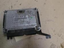 AUDI TT ENGINE ECU, 1.8, MAN T/M TYPE, 8N, 06/99-08/06 99 00 01 02 03 04 05 06