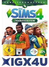 Die Sims 4: Jahreszeiten - DLC - PC Key EA Origin Download Code [ Vorbestellen ]