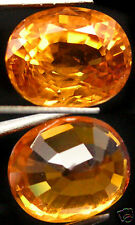 Natural Ceylon Yellow Sapphire Facet Gemstone 1.10Ct