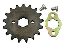 420 Chain 17 Tooth Sprocket Only (20/17mm) for Atv Dirt Bike 50Cc 70 110Cc 125Cc
