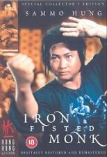 IRON FISTED MONK HKL SAMMO HUNG MARTIAL ARTS HK KUNG FU OOP HONG KONG LEGENDS