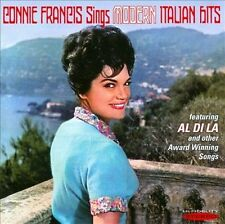 Sings Modern Italian Hits by Connie Francis (CD, Jan-2013, Sepia Records)