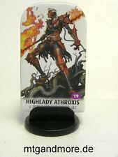 Pathfinder Battles Pawns / Tokens - #019 Highlady Athroxis - Rise of the