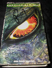 Godzilla Size Does Matter VHS  Sci-Fi Fantasy PG13 1998 Tri Star Home Video