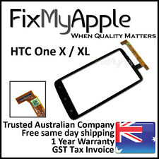 HTC One X / One XL Original Glass Touch Screen Digitizer Front Panel Replacement