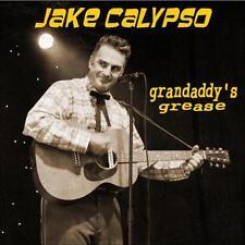 JAKE CALYPSO CD- GRANDADDY'S GREASE - KILLER PRIMITIVE ROCKABILLY 11 TRACKS CD