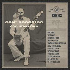 C.W. Stoneking - Gon' Boogaloo [New CD] Digipack Packaging