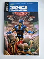 X-O MANOWAR TPB VOL 10 EXODUS issues #39-42 (NEW /  UNREAD) Valiant Comics