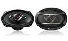 "Pioneer TS-A6986R 600 Watts Max 6"" x 9"" 4-Way 4 Ohms Stereo Car Audio Speakers"