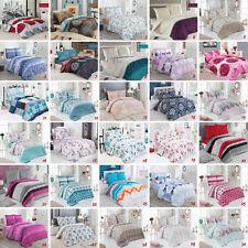 Bettwäsche Baumwolle 135x200 | 200x200 | 200x220| 2-3 teilig Verschiedene Design