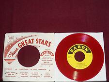 "JACK LINCOLN COUGHLIN ""Crazy Arms"" Baron EP-503 Red Wax!"