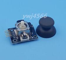 1Pcs KY-023 PS2 Game Joystick Axis Sensor Module for Arduino AVR PIC Black