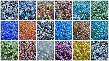550 x 6/0 Seed Beads - Mix Mixes - Choice of Colours -