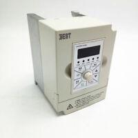 5.5KW VFD Inverter 1000Hz 7.5HP 25A 220V 1ph for CNC Machine Spindle Motor