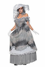 Womens Bell The Dead U Tant Costume Ghost Southern Belle Spooky Size Standard