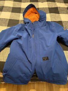Billabong 10K Insulated Snowboard Jacket Blue Large
