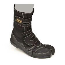 Sokaido Ninja Tabi Shoes Safety Boots Black El Winds VO-80
