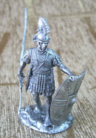 Awesome Tin Figurine Soldier Model 1:32 54 mm Roman legionary 1-st century