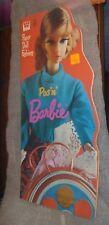 Unused Pos'n' Barbie Paper Doll Fashion~*~Mattel 1975 By Whitman~*~Paper Doll