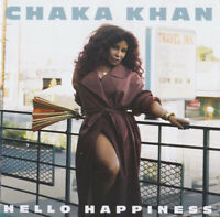 CHAKA KHAN Hello Happiness CD Sealed NEW 2019 Disco Funk Soul Diva R&B Singer