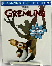 Gremlins: 30th Anniversary Diamond-luxe Edition (Blu-Ray 2014) Sci-Fi & Fantasy